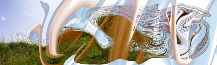 02-06-02 Beschleunigtes Gras mit Körper
